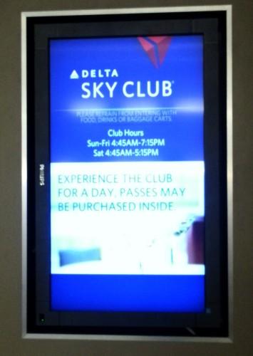 Delta SKYCLUB MKE add outside door Delta Points blog