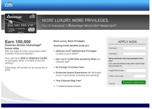 citi aa 100000 point offer delta points blog