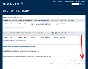how to find saver seats delta to hawaii (3)