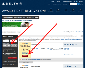 how to find saver seats delta to hawaii (5)