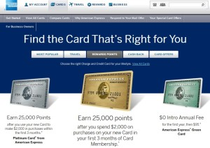 when it often looks like when you click the Delta Points link for the Delta AMEX cards - what it should look like