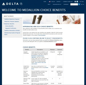 delta-com showing new medallion choice benefits 1