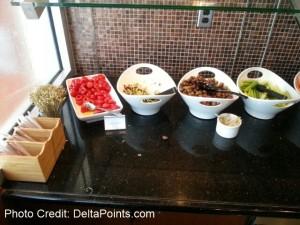 snacks DTW skyclub delta poitns blog (1)