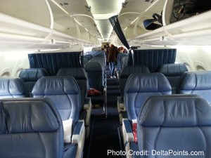1st class cabin delta 717-200 delta points blog
