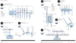 sky magazine airport layouts