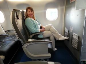 Intra Europe lufthansa seats business class GOT delta points blog (1)