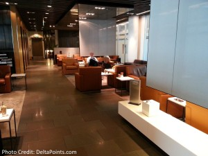 Lufthansa MUC 1st class lounge delta points blog (2)