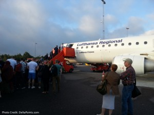 Lufthansa regional jet GOT delta points blog (1)