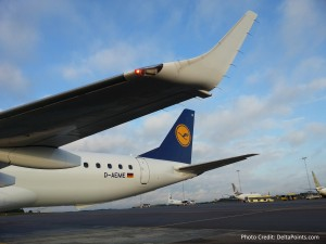 Lufthansa regional jet GOT delta points blog (2)