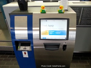 must use the automated kiosk to save bag fess delta points blog