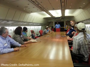 Delta Flight Museum Delta Points blog tour (14)