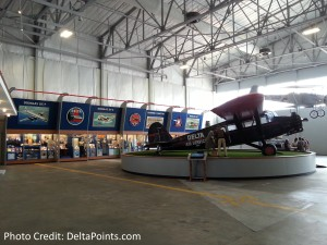 Delta Flight Museum Delta Points blog tour (2)