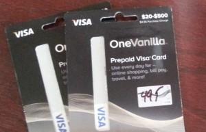 one-vanilla-visa gcs