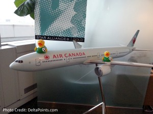 toronto air canada maple leaf lounge yyz delta points blog (11)