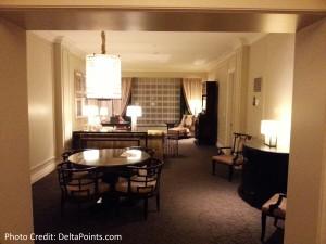 Suite upgrade IHG The Palazzo LAS Delta Points blog (6)