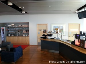 skyteam lounge gothenburg sweden delta points blog (1)