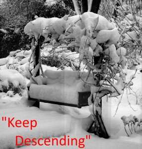 Keep Descending award