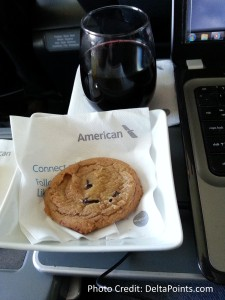 first class cookie amerianc air delta points blog