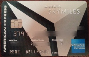 my delta amex reserve card delta points blog