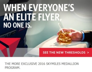 new marketing spin from delta
