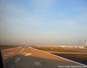 runway before takeoff delta points blog