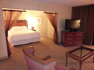 westin lake las vegas suite bedroom delta points blog