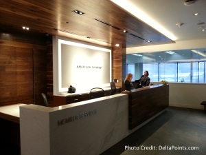 SFO San Francisco AMEX Centurion lounge Delta Points blog (10)