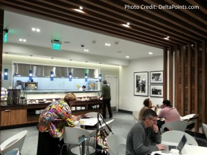 SFO San Francisco AMEX Centurion lounge Delta Points blog (7)