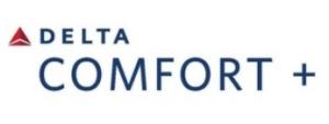 delta air lines EC+ economy comfort plus logo