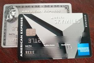 delta reserve and platinum amex cards delta points blog
