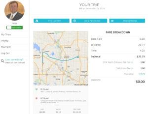 21nov14 uber trip