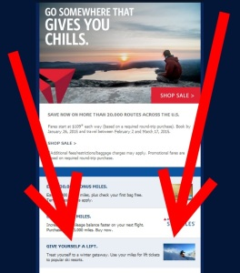 delta want me to use my skymiles for lift tickets