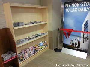 DFW Dallas  Fort Worth E Delta Skyclub 5 – 2015 Delta Mileage Run