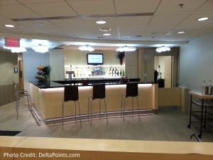 DFW Dallas  Fort Worth E Delta Skyclub 6 – 2015 Delta Mileage Run