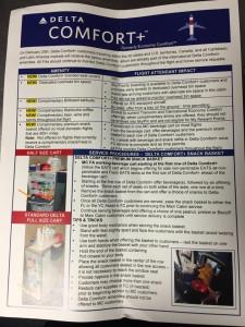 Delta Comfort Plus FA instrutions