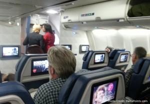 new slimline delta 1st class seats 757 las las vegas delta points blog