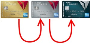 upgrade amex card