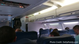 really old NWA jet DTW to IND