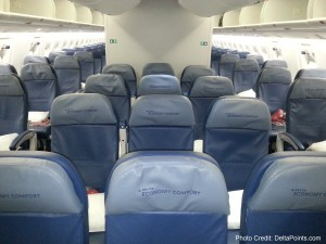Delta-767-300-economy-comfort-seats-Delta-Points-blog-review