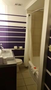 Radisson Hotel Fishermans Wharf review delta points blog (4)