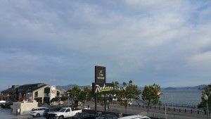 Radisson Hotel Fishermans Wharf review delta points blog (7)