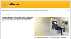 Lufthansa business class new product survey delta points blog (11)