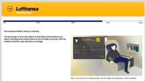 Lufthansa business class new product survey delta points blog (12)