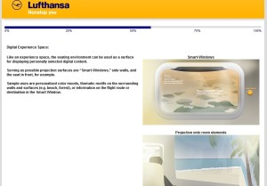 Lufthansa business class new product survey delta points blog (8)