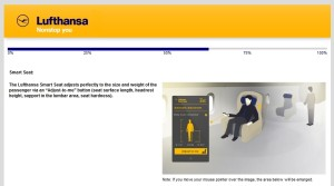 Lufthansa business class new product survey delta points blog (9)