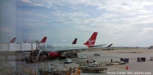 Virgin Atlantic A330 Atlanta to Manchester Delta Points blog 4