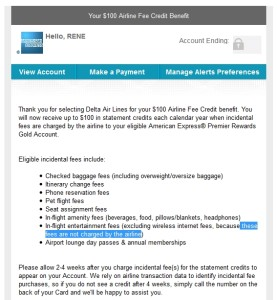email conf of amex offer prg