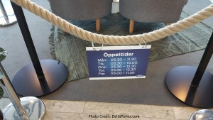 FORD business class lounge GOT delta points blog (3)