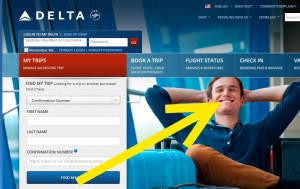delta home page