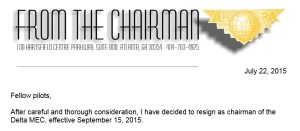 delta union boss resigns
